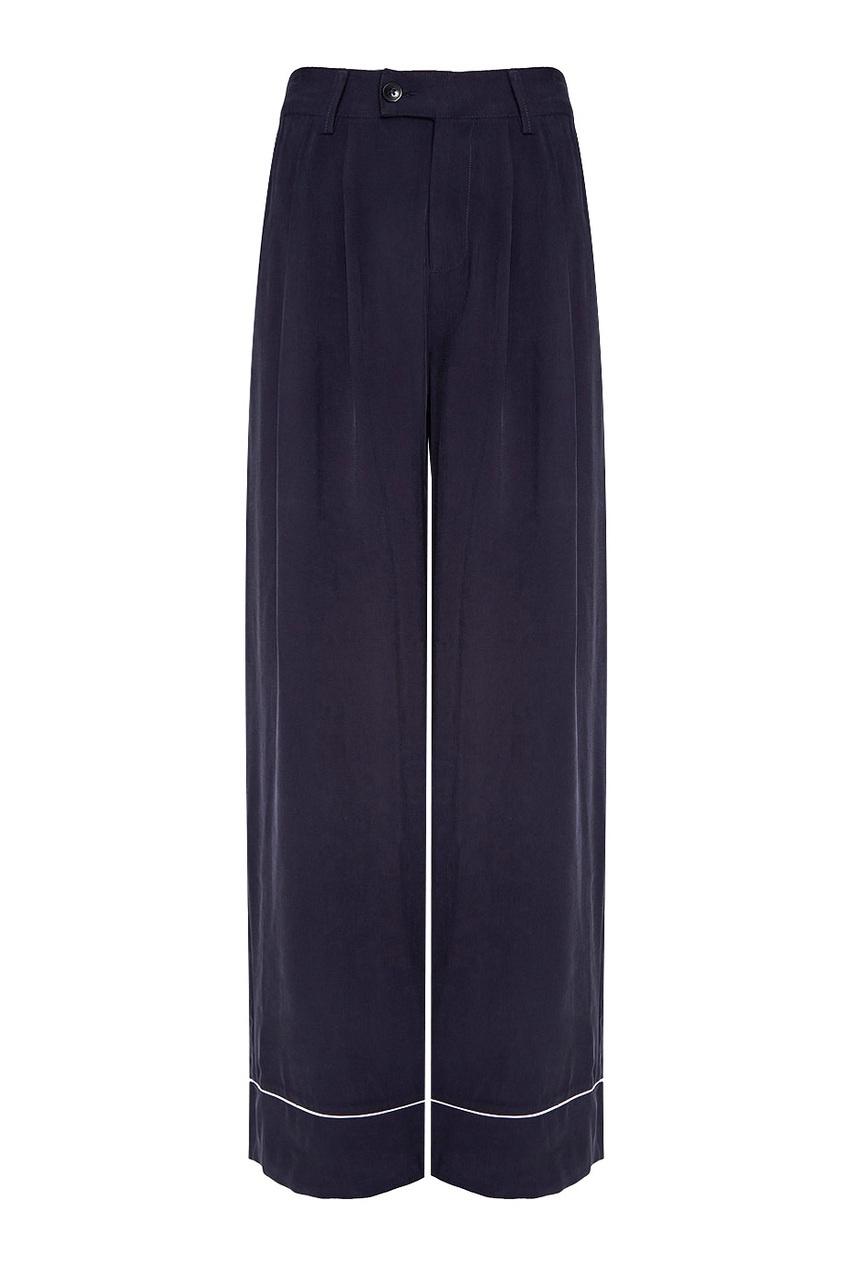 Однотонные брюки Odyle