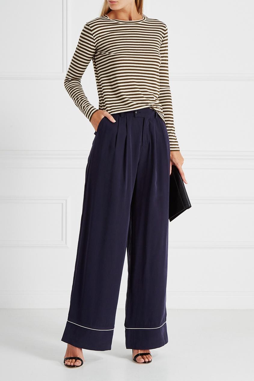 Однотонные брюки Odyle от AIZEL
