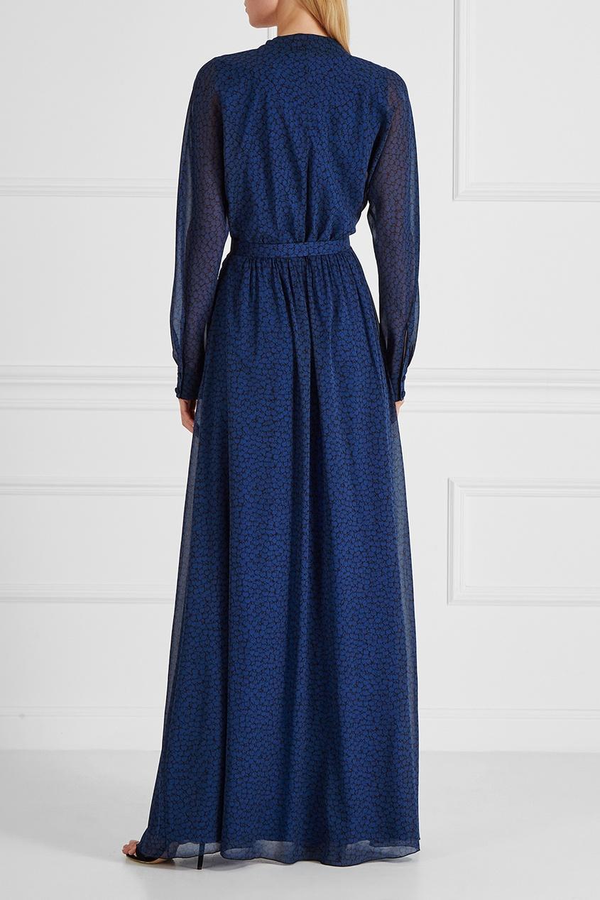 Alexander Terekhov Шелковое платье erickson beamon шелковое платье