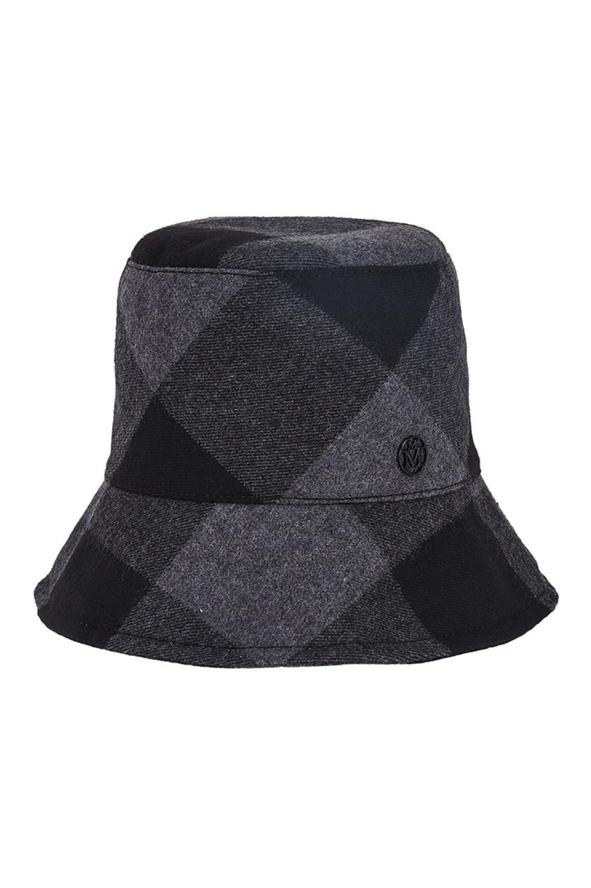 Шляпа в клетку