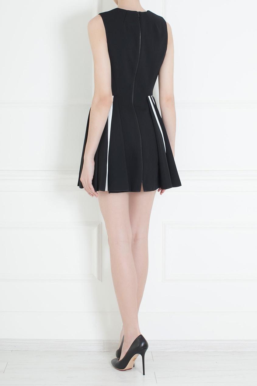 Платье из вискозы от AIZEL