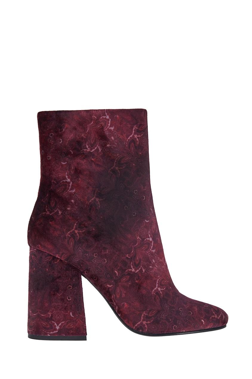 ASH Текстильные полусапоги Fedora ash обувь ash полусапоги женские texas