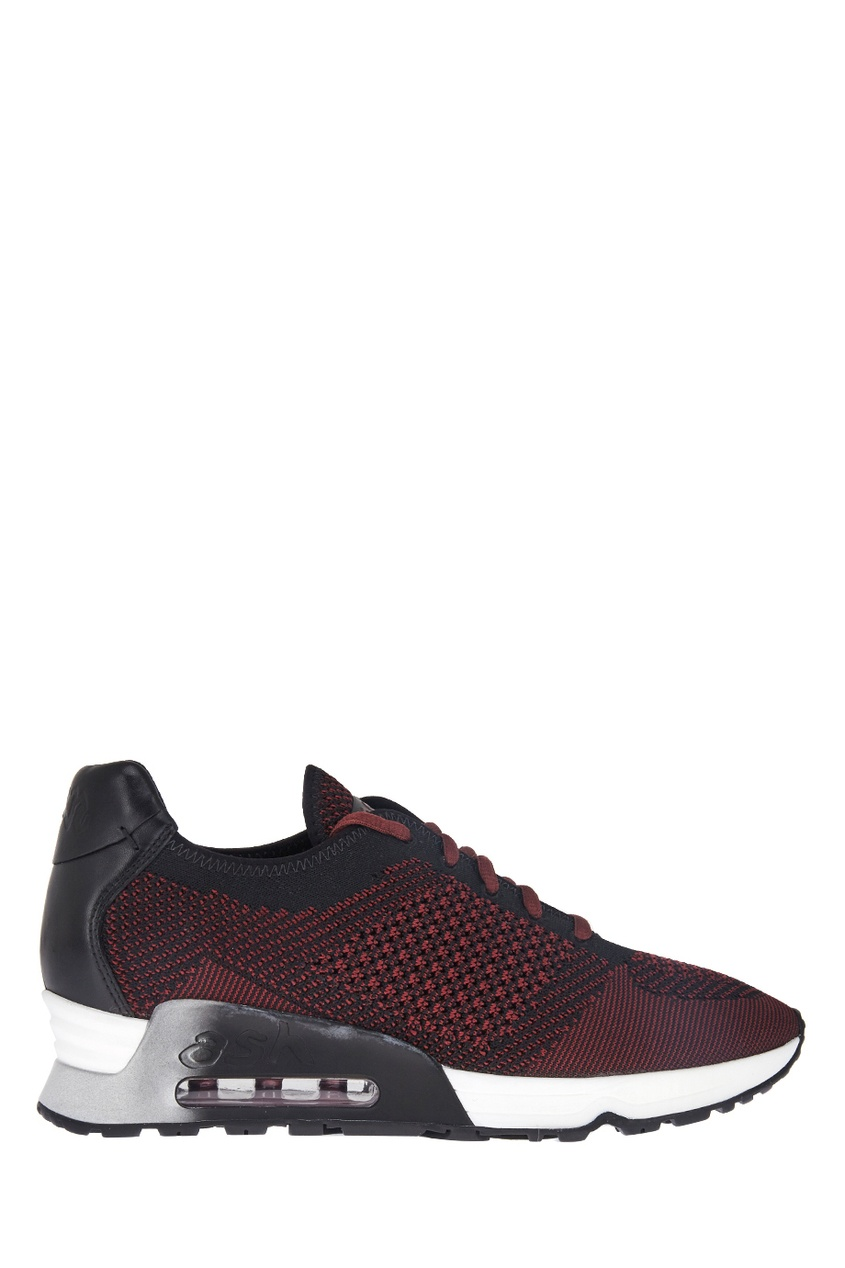 женские кроссовки ash, красные