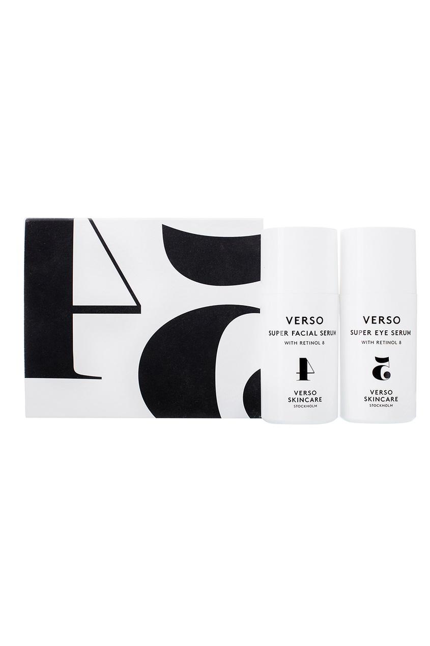где купить Verso Набор Super Serum Series (Сыворотка для лица 30 ml, Сыворотка для области вокруг глаз 30 ml) по лучшей цене
