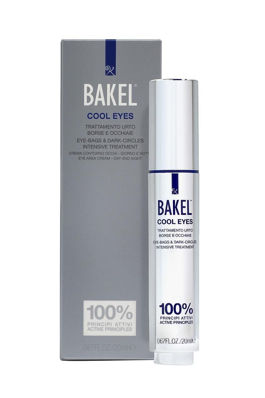 Bakel Крем для области вокруг глаз COOL EYES, 15 ml cosmetics 27 био восстанавливающий крем eyes 27 для области вокруг глаз 15 мл