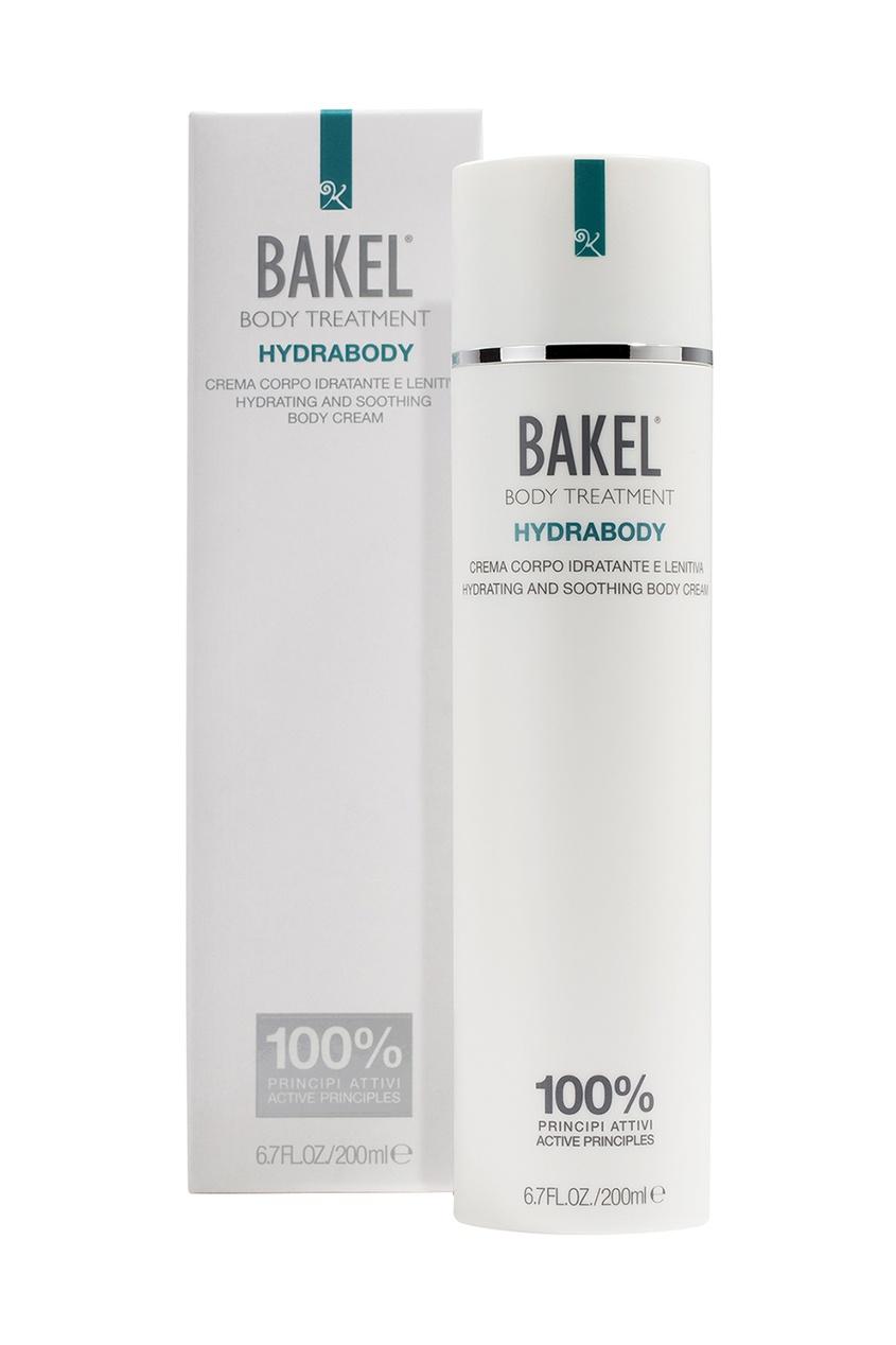 Bakel Крем для тела увлажняющий и успокаивающий HYDRABODY, 200 ml noreva успокаивающий увлажняющий крем psoriane 40 мл успокаивающий увлажняющий крем psoriane 40 мл 40 мл
