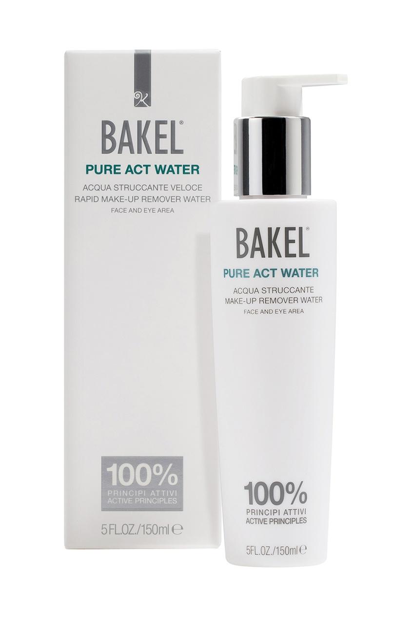 Bakel Жидкость для снятия макияжа с лица и глаз для нормальной и смешанной кожи PURE ACT WATER, 150 ml