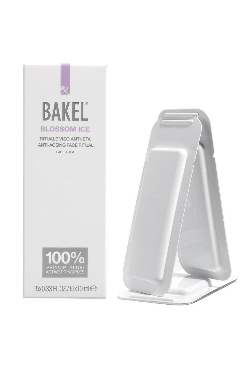 Bakel Тонизирующее средство для кожи лица BLOSSOM ICE, 15х10 ml bakel сыворотка vitea для лица и контура глаз масляная питательная 30 мл