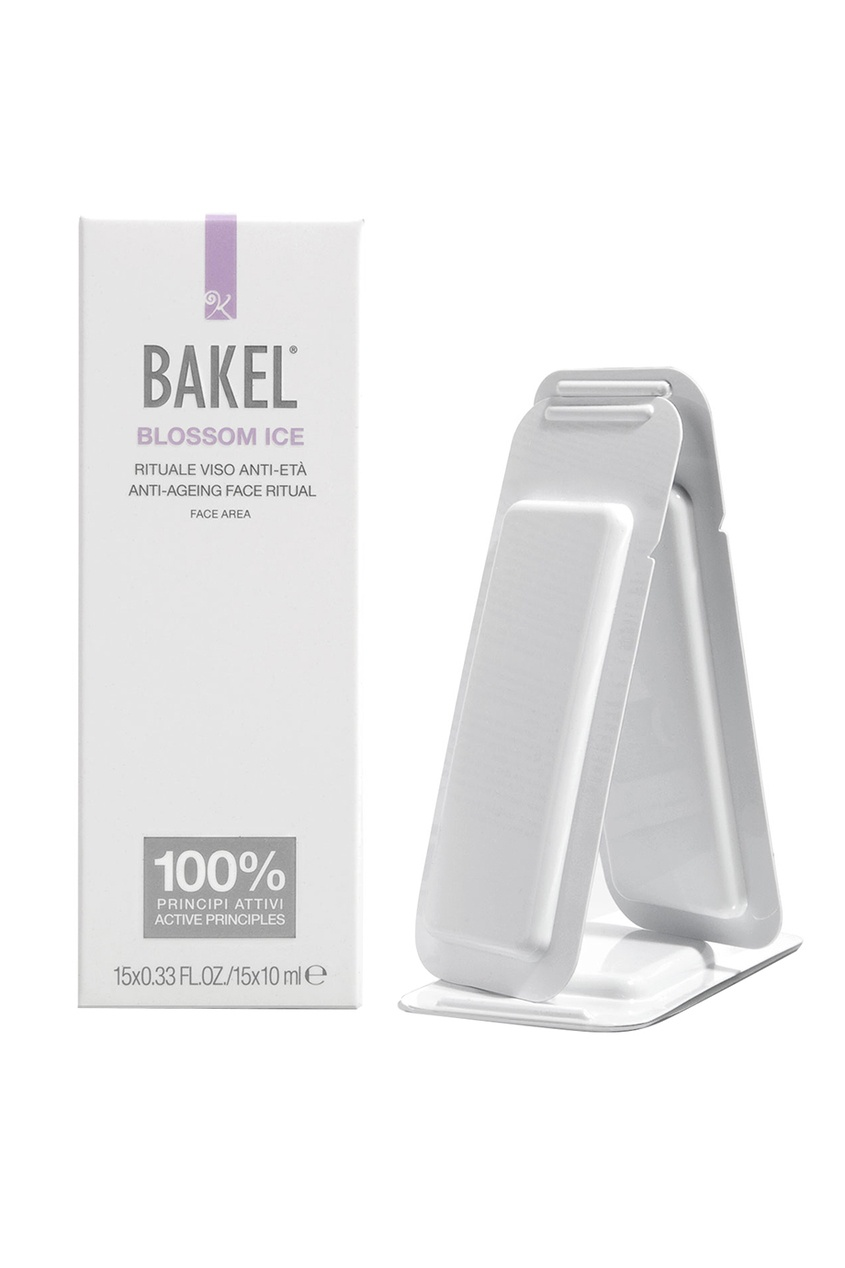 Bakel Тонизирующее средство для кожи лица BLOSSOM ICE, 15х10 ml