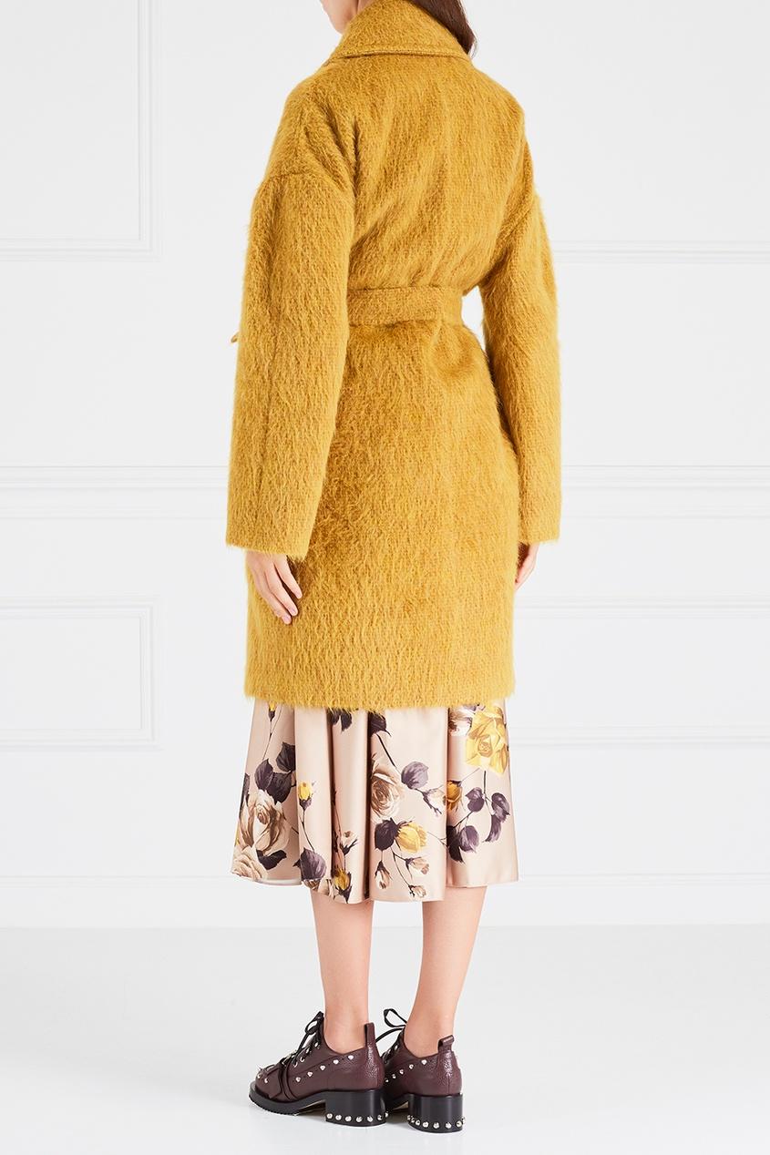 Rochas Шерстяное пальто absolute absolute плед madai 150х200 см