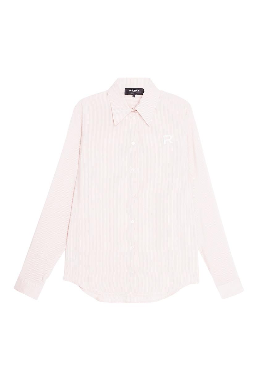 Rochas Шелковая рубашка