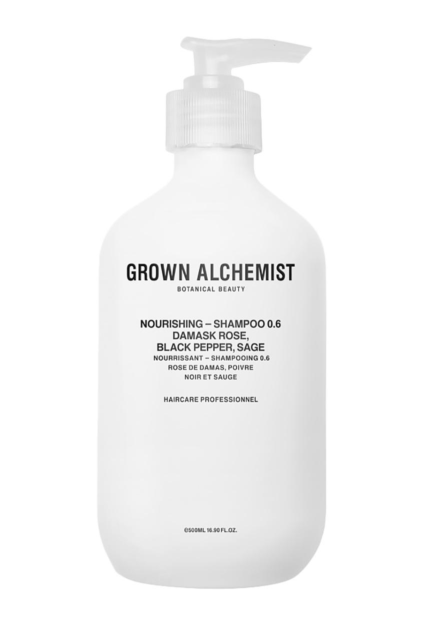 Grown Alchemist Питательный шампунь 0.6 Nourishing, 500 ml