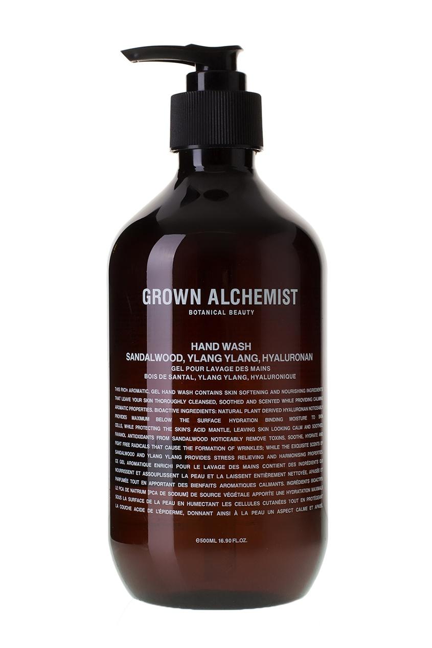 Grown Alchemist Жидкое мыло для рук Сандал и иланг-иланг, 500 ml grown alchemist жидкое мыло для рук сандал и иланг иланг 500 мл