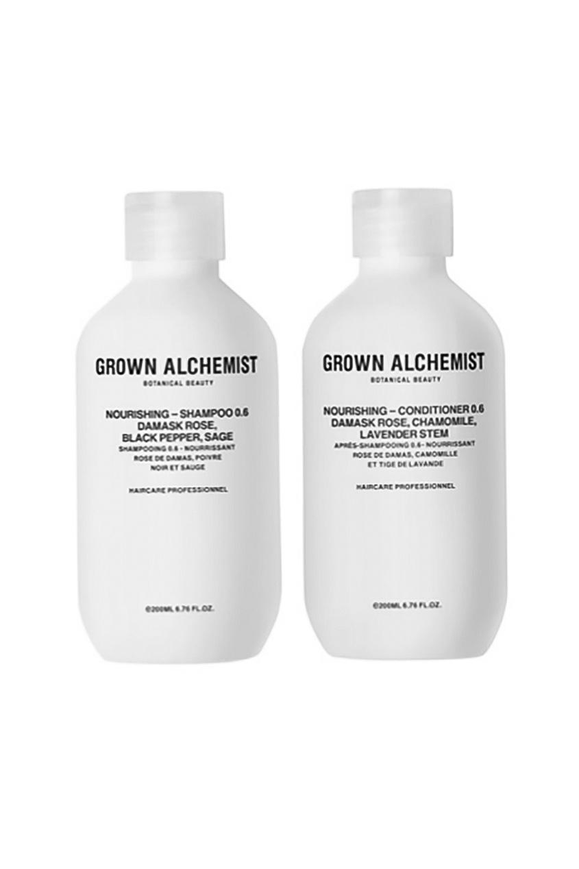 Набор для волос питательный 0.6 Nourishing (Питательный шампунь, 200 ml + Питательный кондиционер, 200 ml)