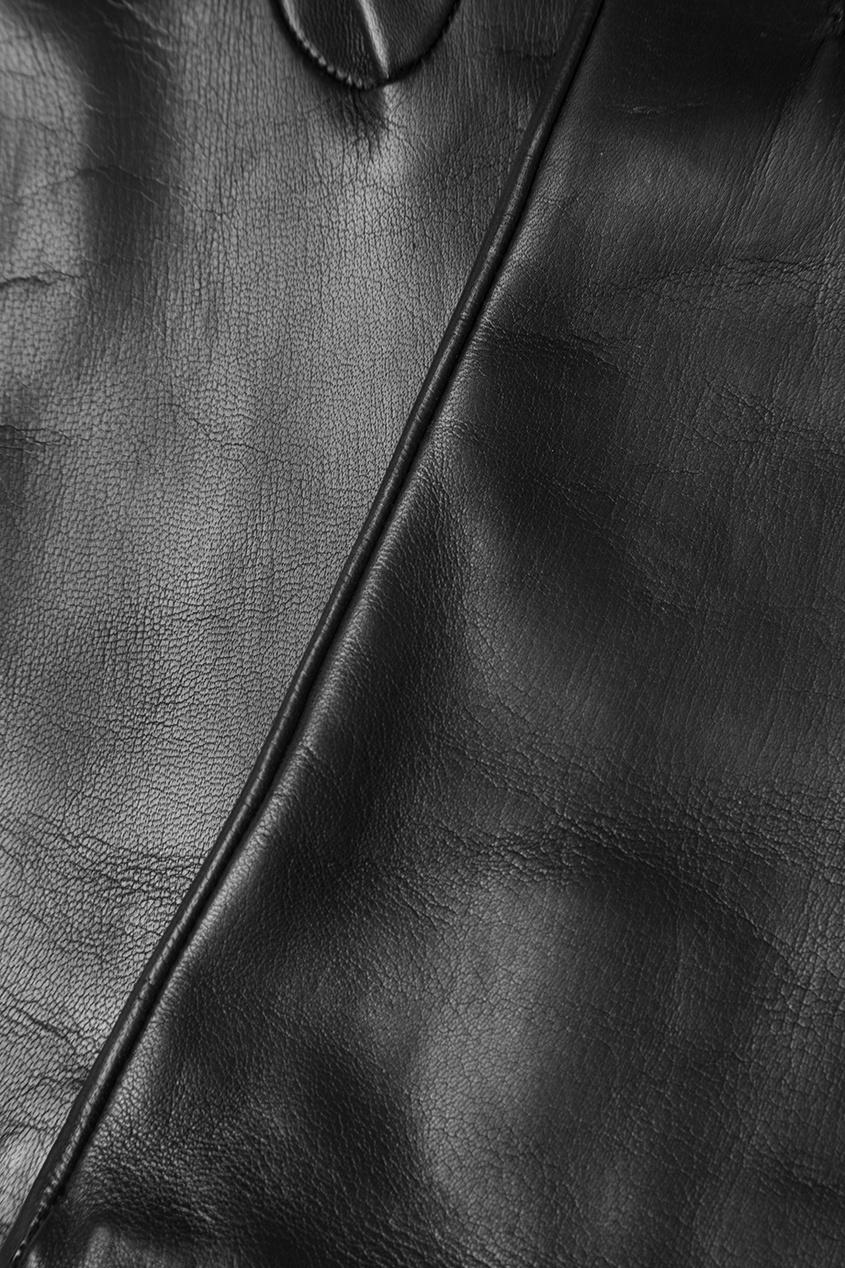 Valentino Кожаные перчатки valentino кофта от valentino 104224