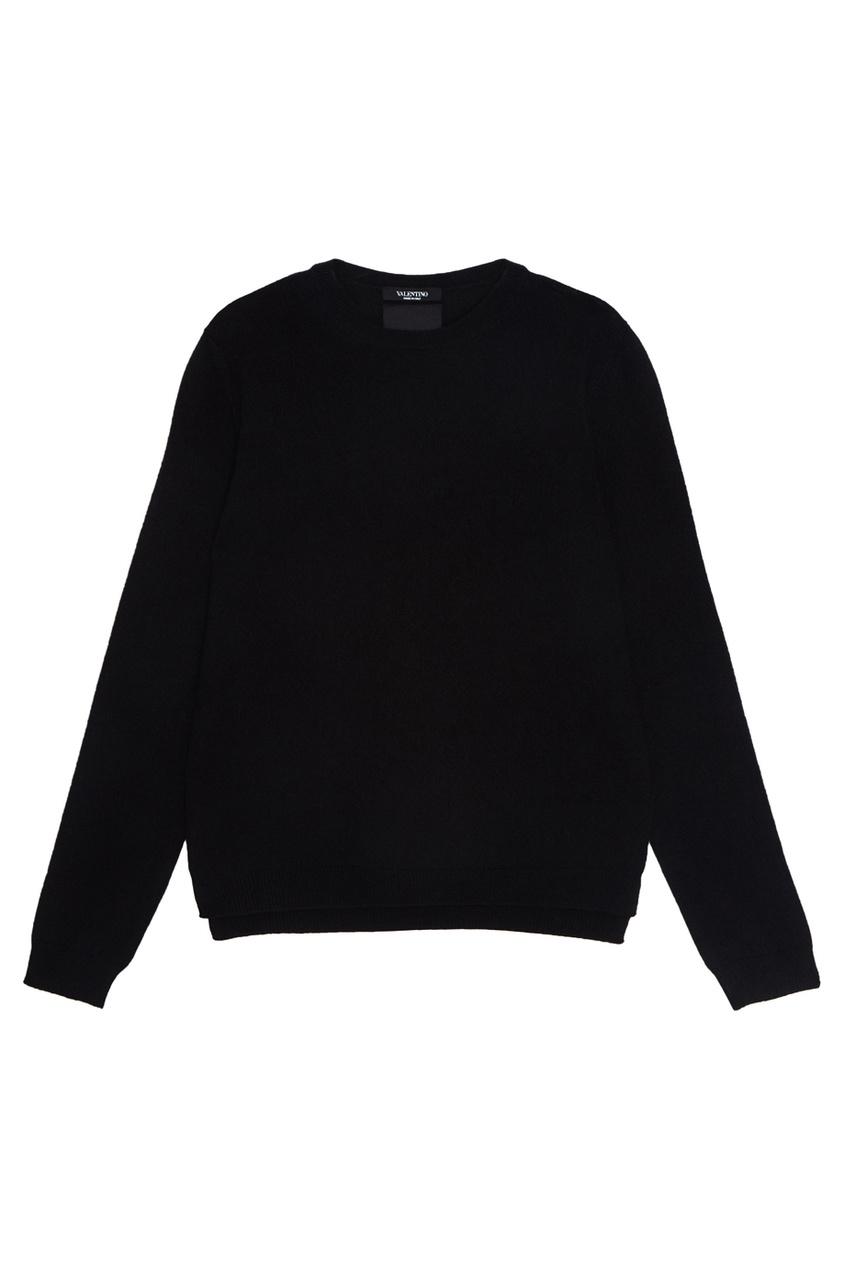 Кашемировый пуловер
