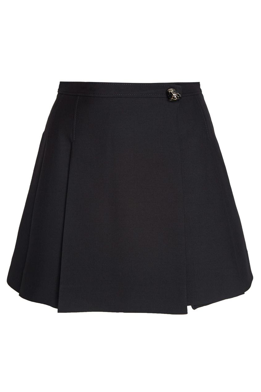 Valentino Шерстяная юбка