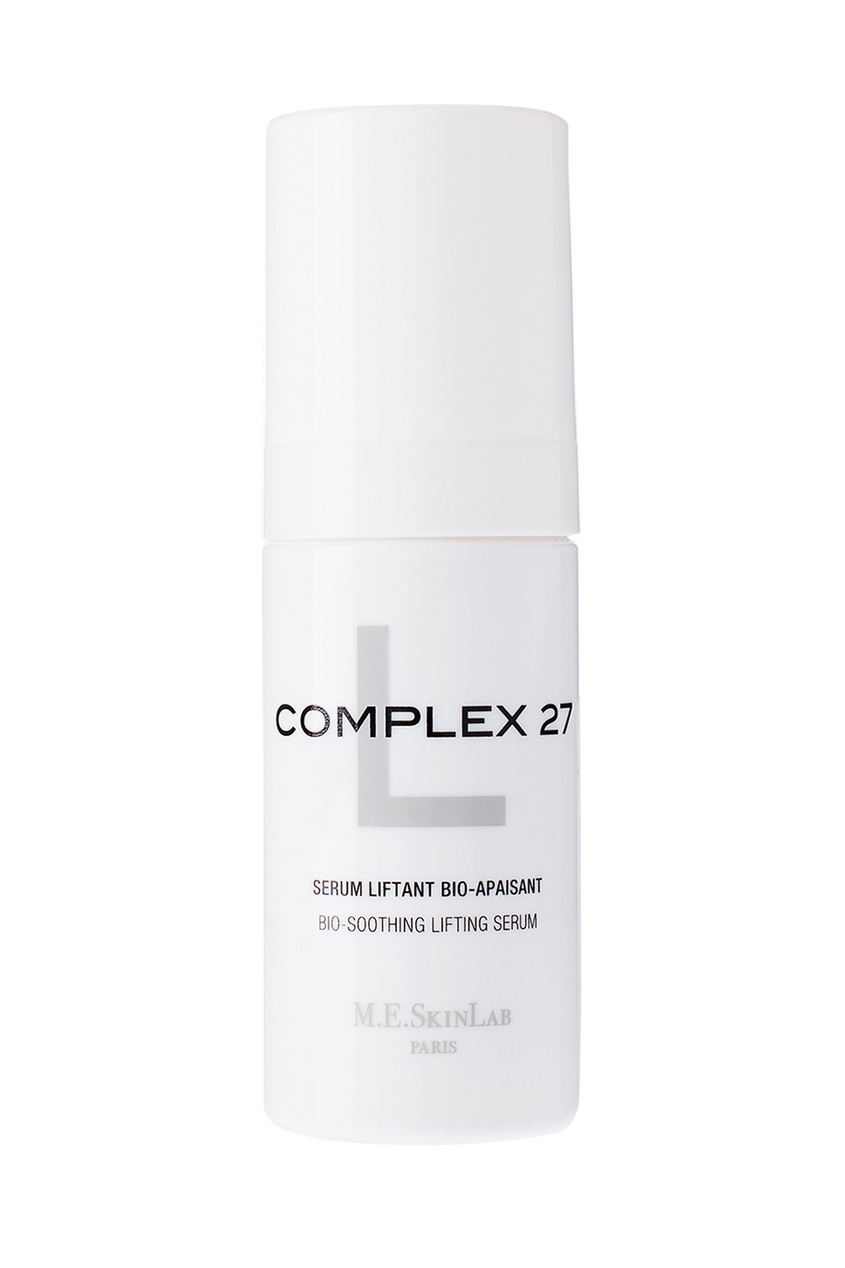 Cosmetics 27 Био-успокаивающая лифтинг сыворотка Complex 27 L, 30 ml cosmetics 27 био восстанавливающий крем eyes 27 для области вокруг глаз 15 мл