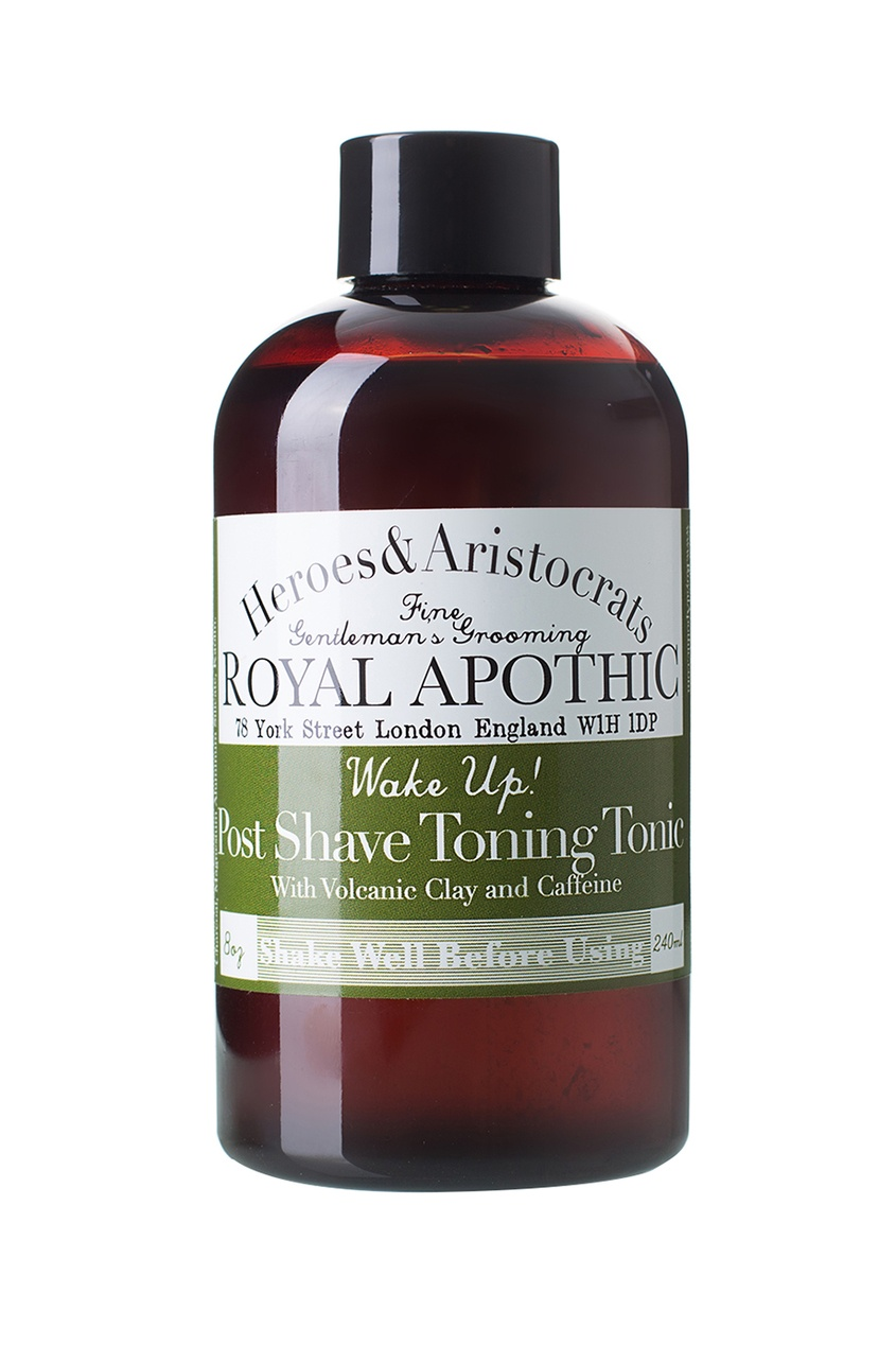 Royal Apothic Тоник после бритья, 240 ml royal apothic гель для душа imperial vanilla 240ml