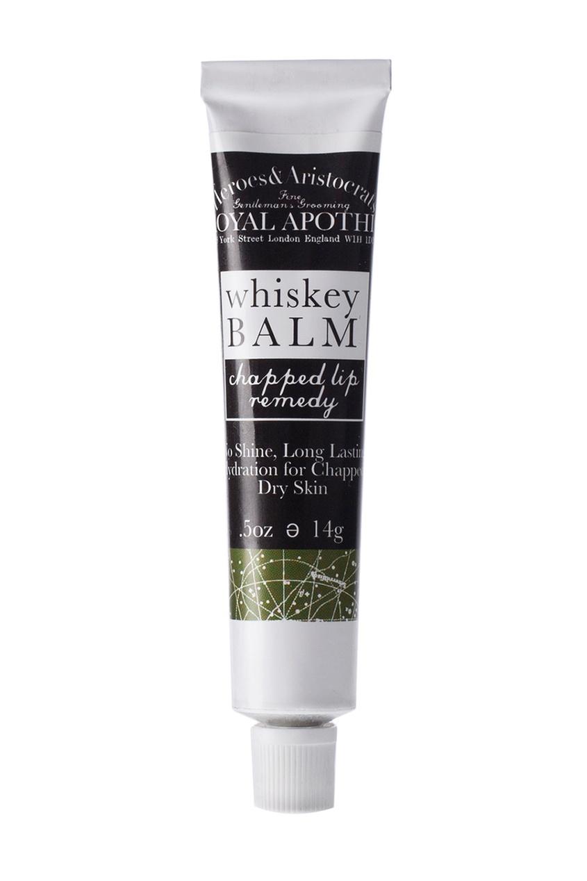 Royal Apothic Бальзам для губ c ароматом виски, 14 g royal apothic бальзам для губ инжир 9 г