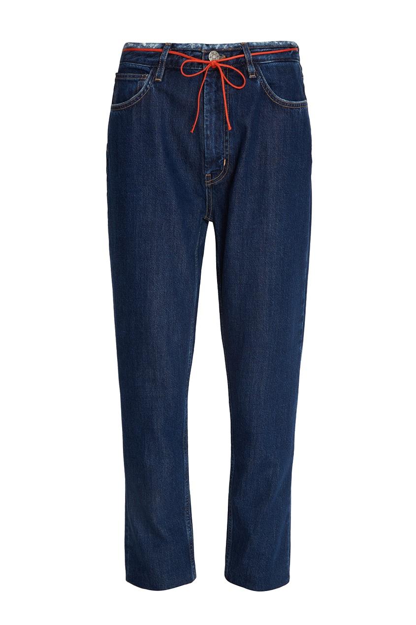 MiH jeans Однотонные джинсы mih jeans джинсы скинни с прорезными карманами paris