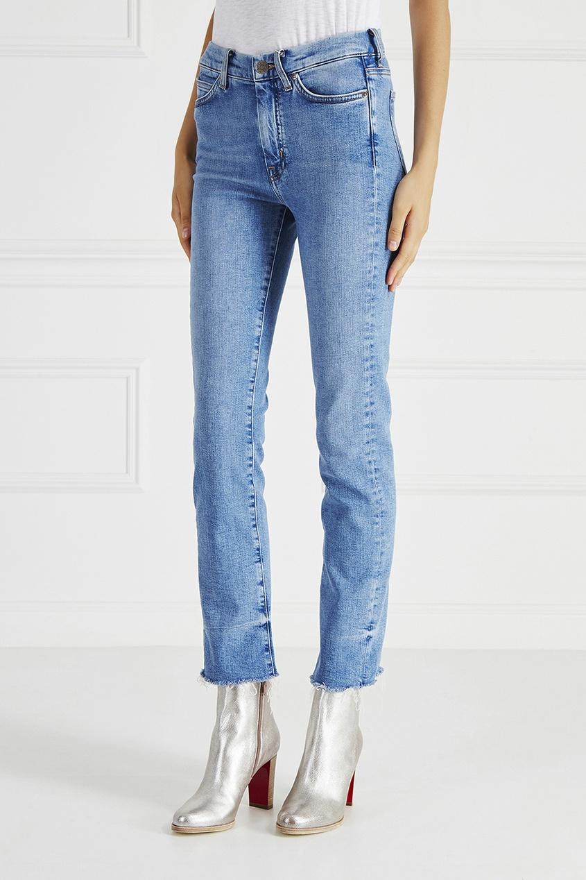 MiH jeans Состаренные джинсы