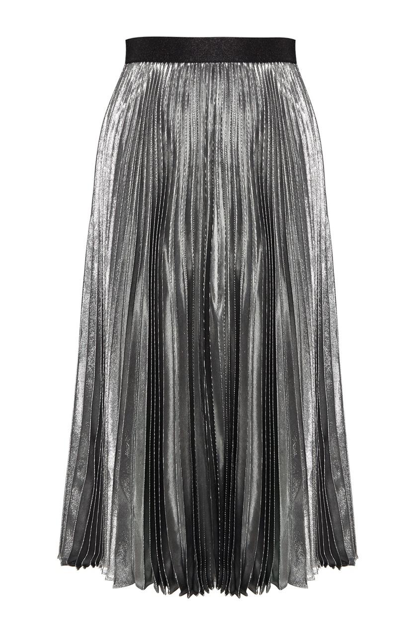 Christopher Kane Шелковая юбка