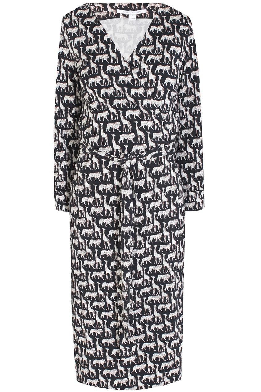 Шелковое платье New Julian Two от AIZEL