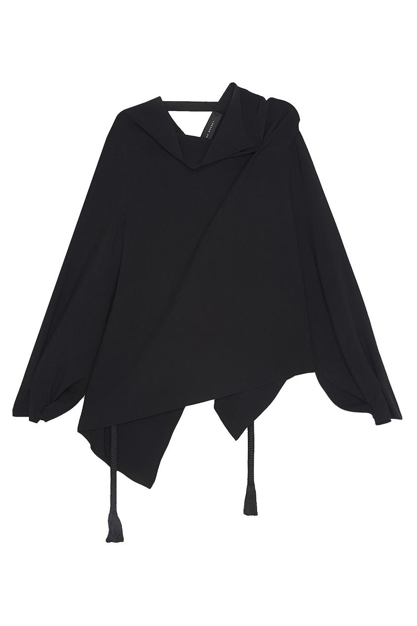 Roland Mouret Драпированная блузка цена 2017