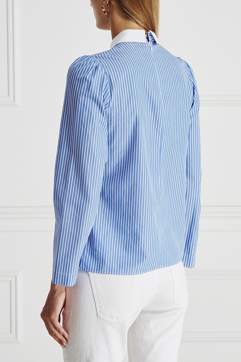 Хлопковая блузка Mitilene