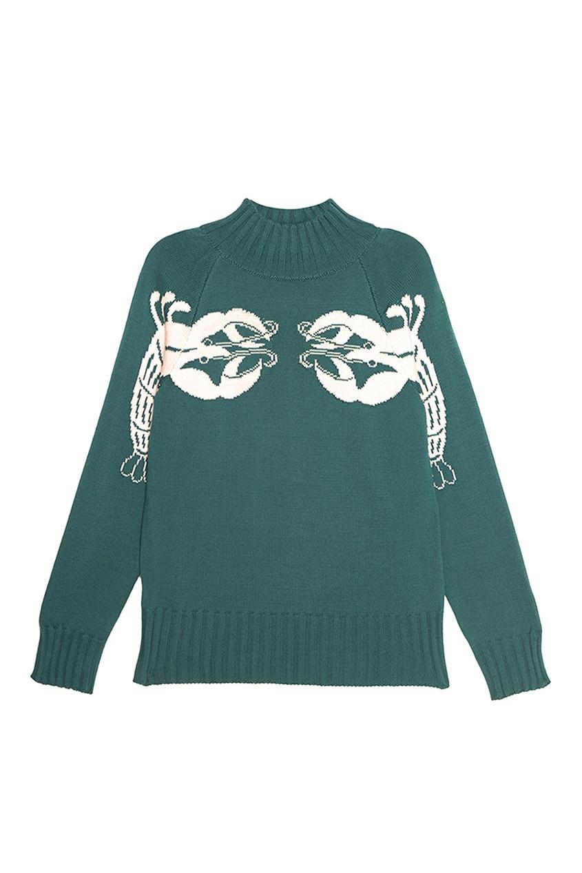 Шерстяной свитер Tunisi