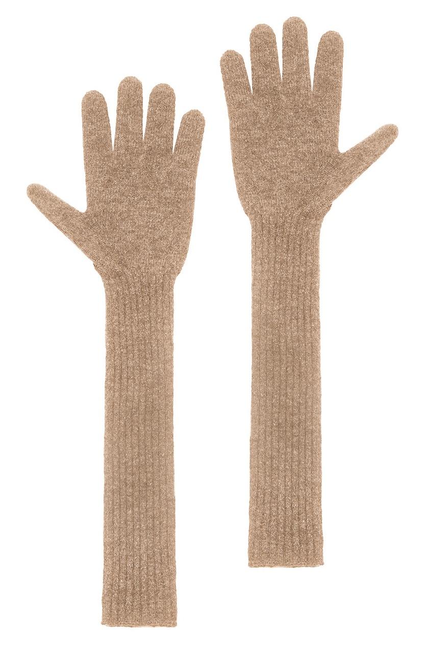 Купить со скидкой Кашемировые перчатки