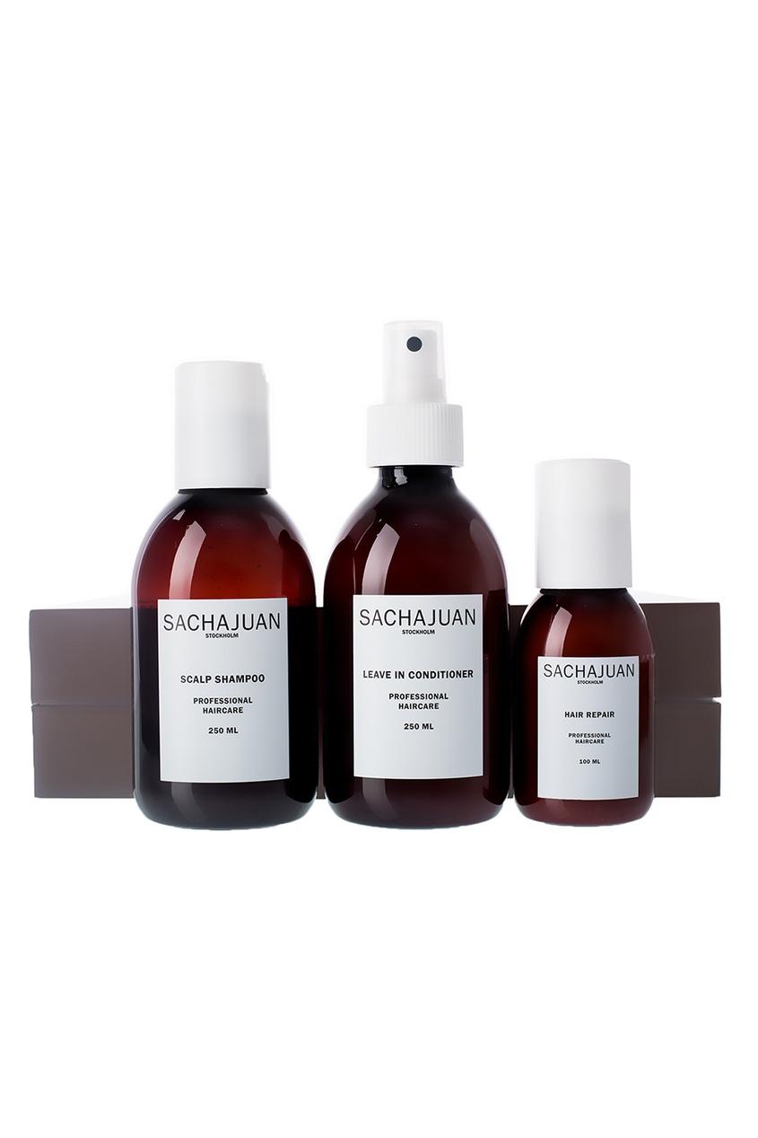 Sachajuan Набор для чувствительной кожи головы набор perfectstyle набор бритье для чувствительной кожи 2 средства