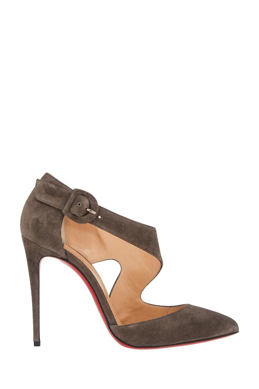 Замшевые туфли Sharpeta 100
