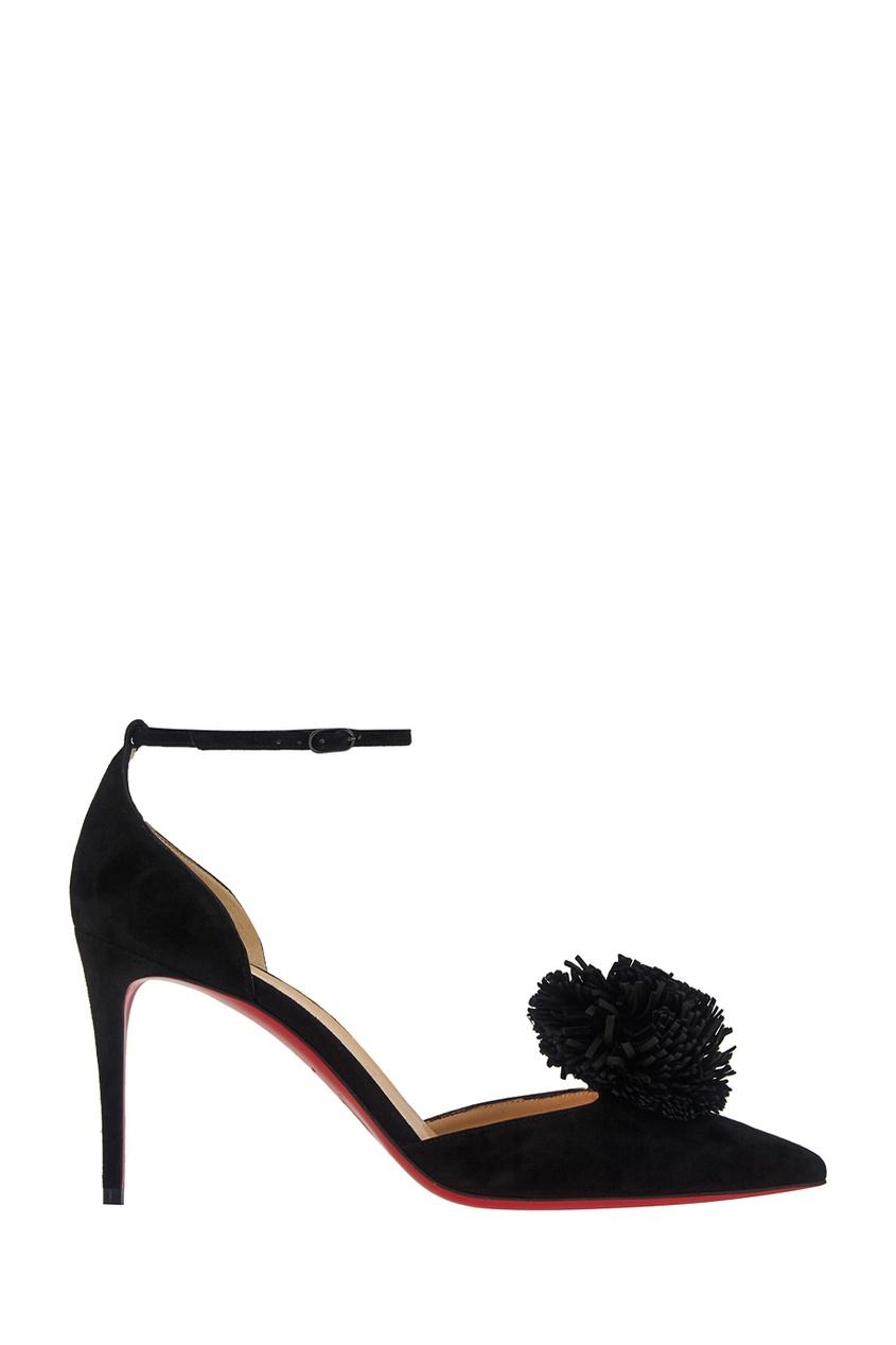Замшевые туфли Tsarou 85