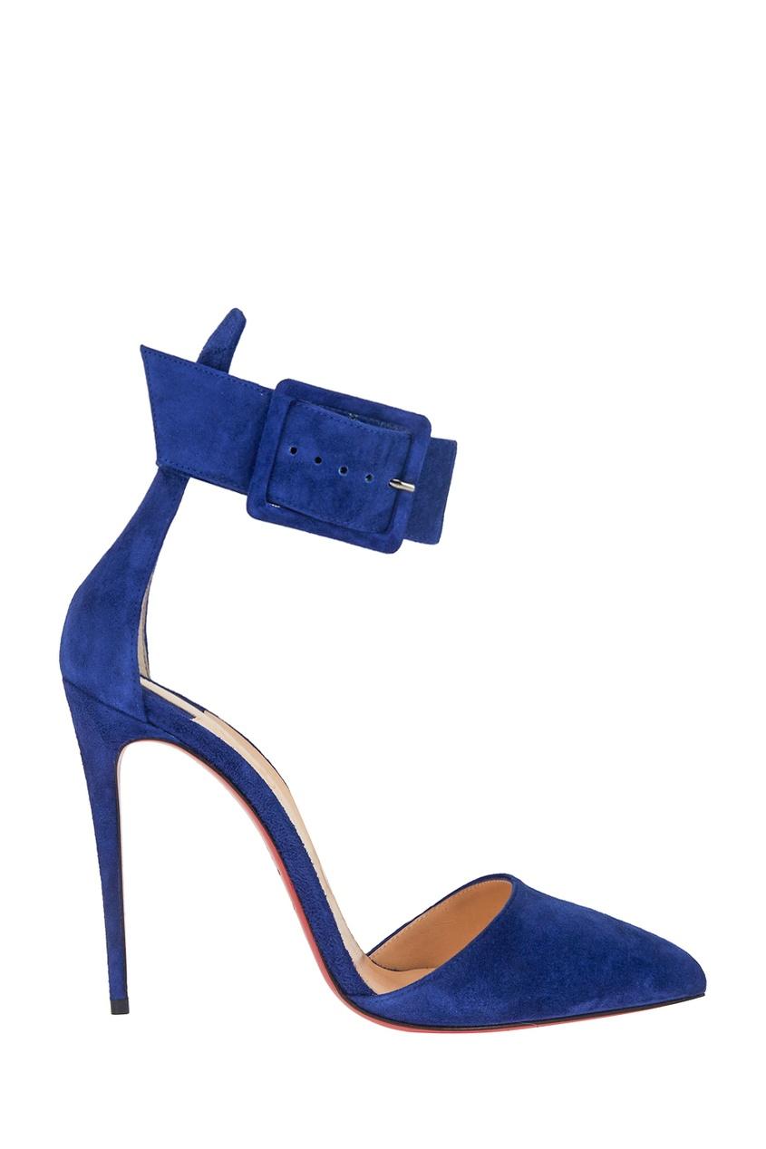 Замшевые туфли Harler 100