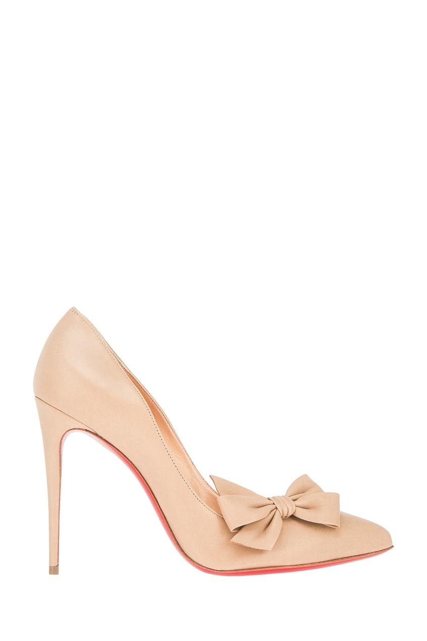 Кожаные туфли Madame Menodo 100