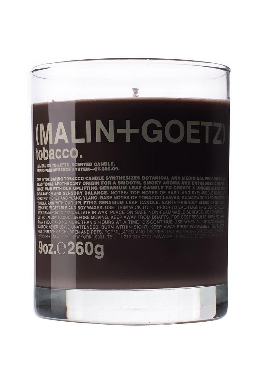 Malin+Goetz Свеча ароматизированная Табак, 260 g