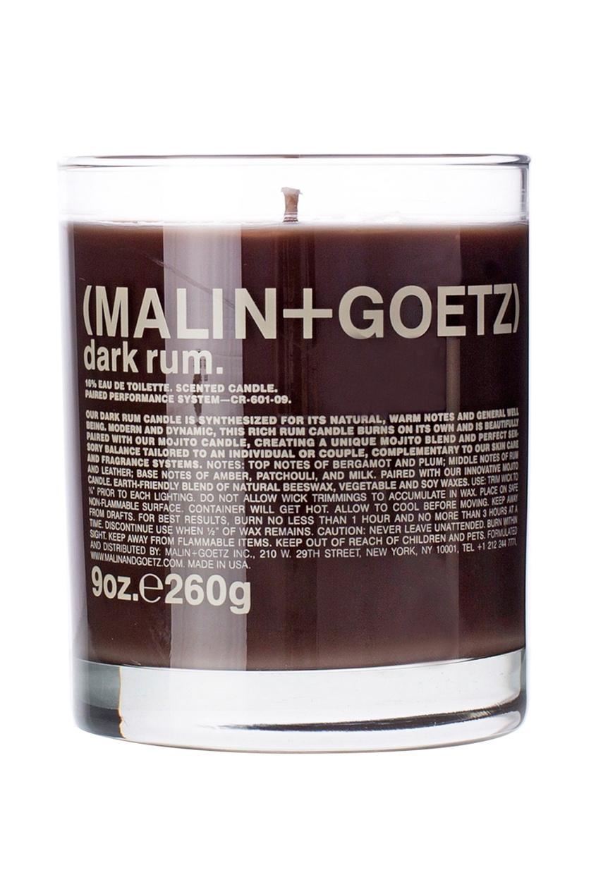 Malin+Goetz Свеча ароматизированная Темный Ром, 260 g