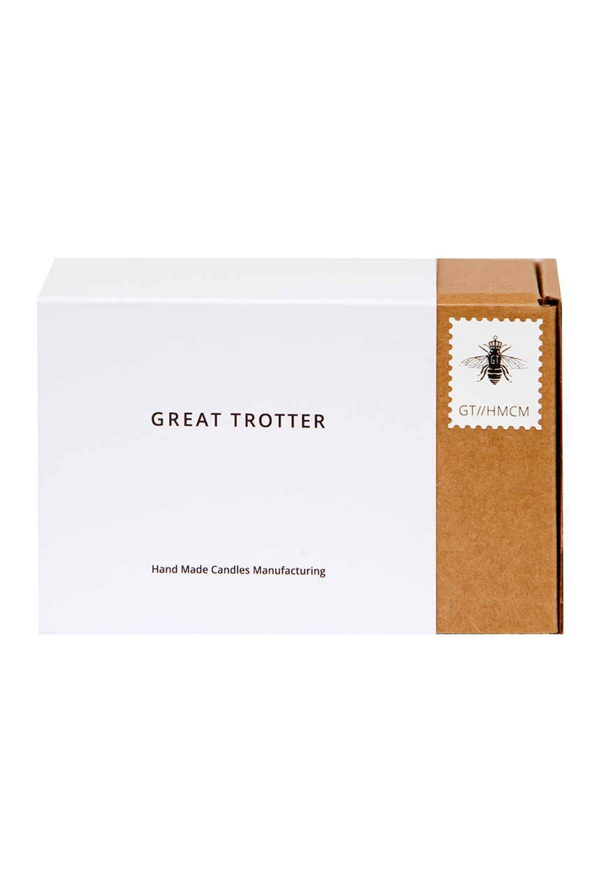все цены на Great Trotter Свеча White Liberty, travel-size, 200 g в интернете