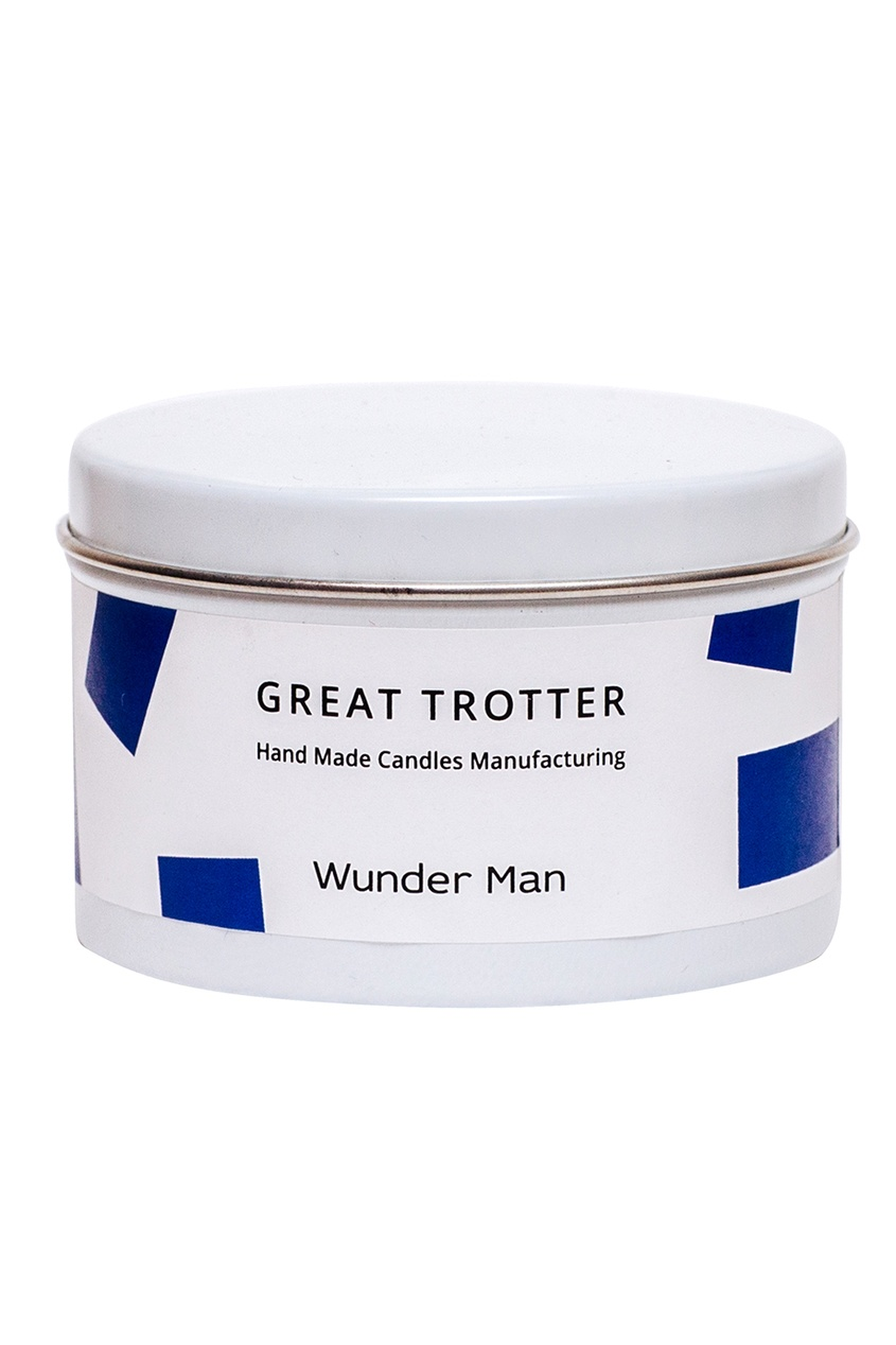 Свеча Wunder Man, travel-size, 200 g