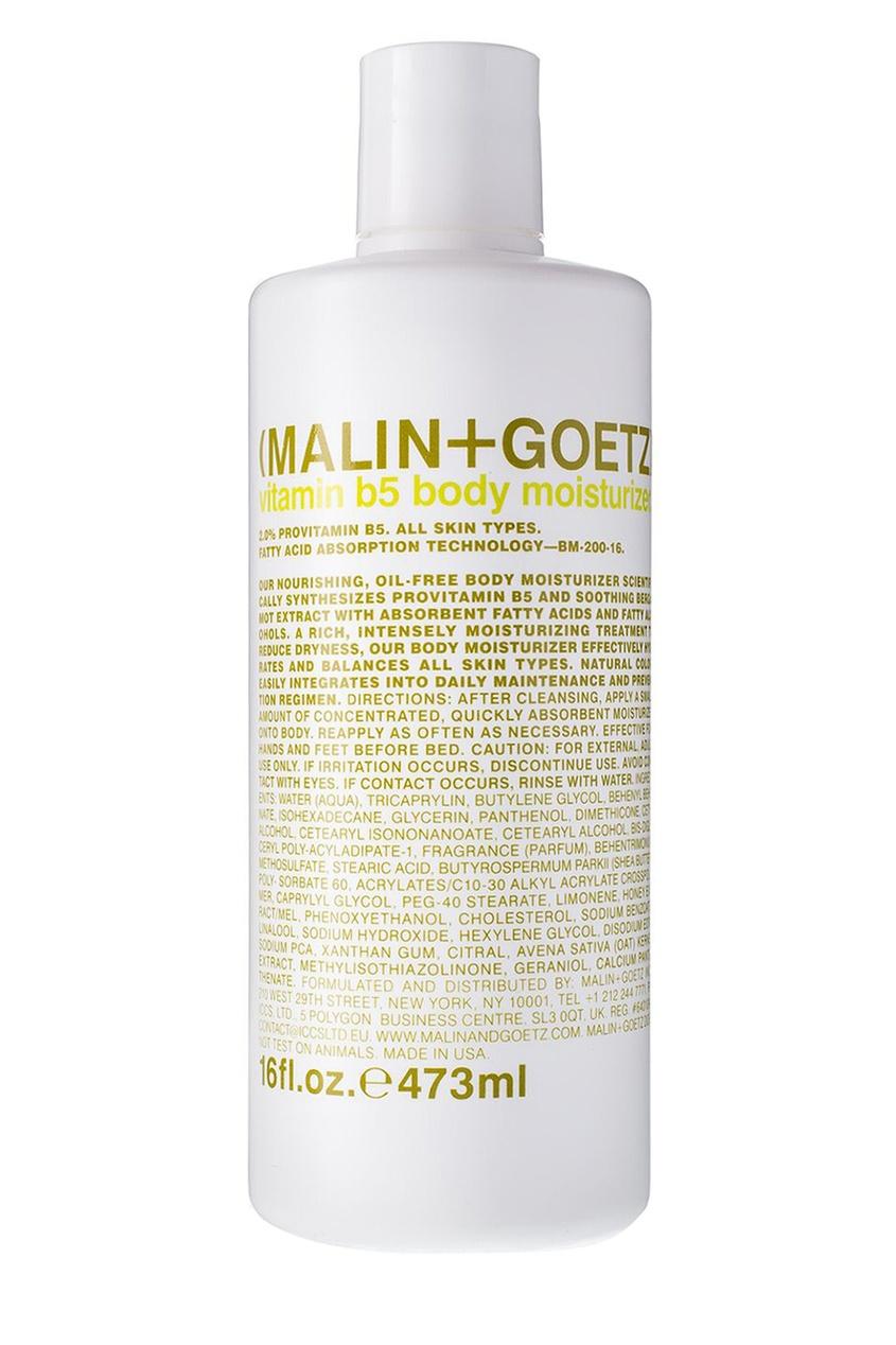 Malin+Goetz Увлажняющее молочко для тела с витамином В5, 473 ml malin goetz скраб для тела peppermint body scrub мята 220ml
