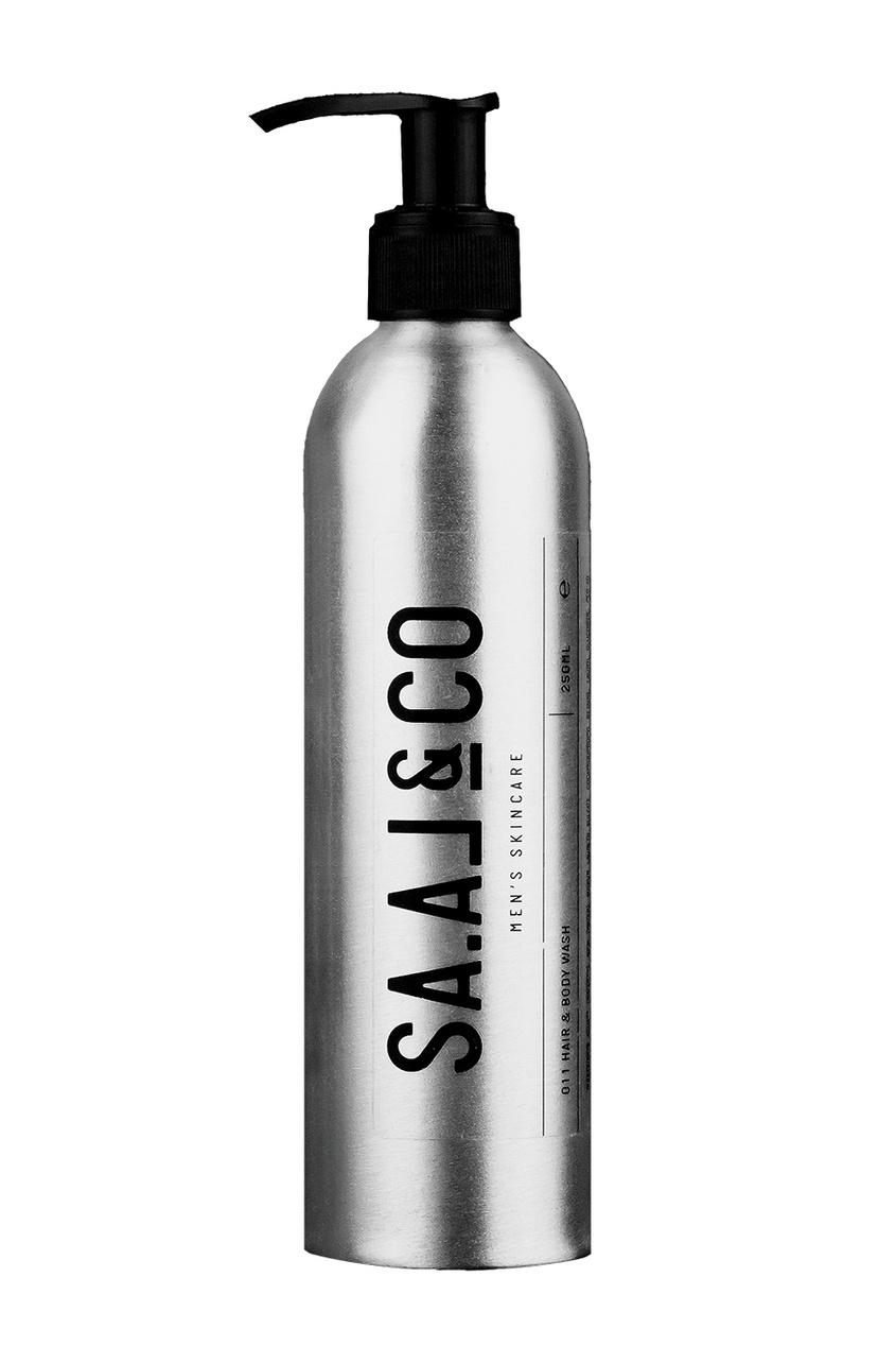 Гель для тела и волос, 250 ml