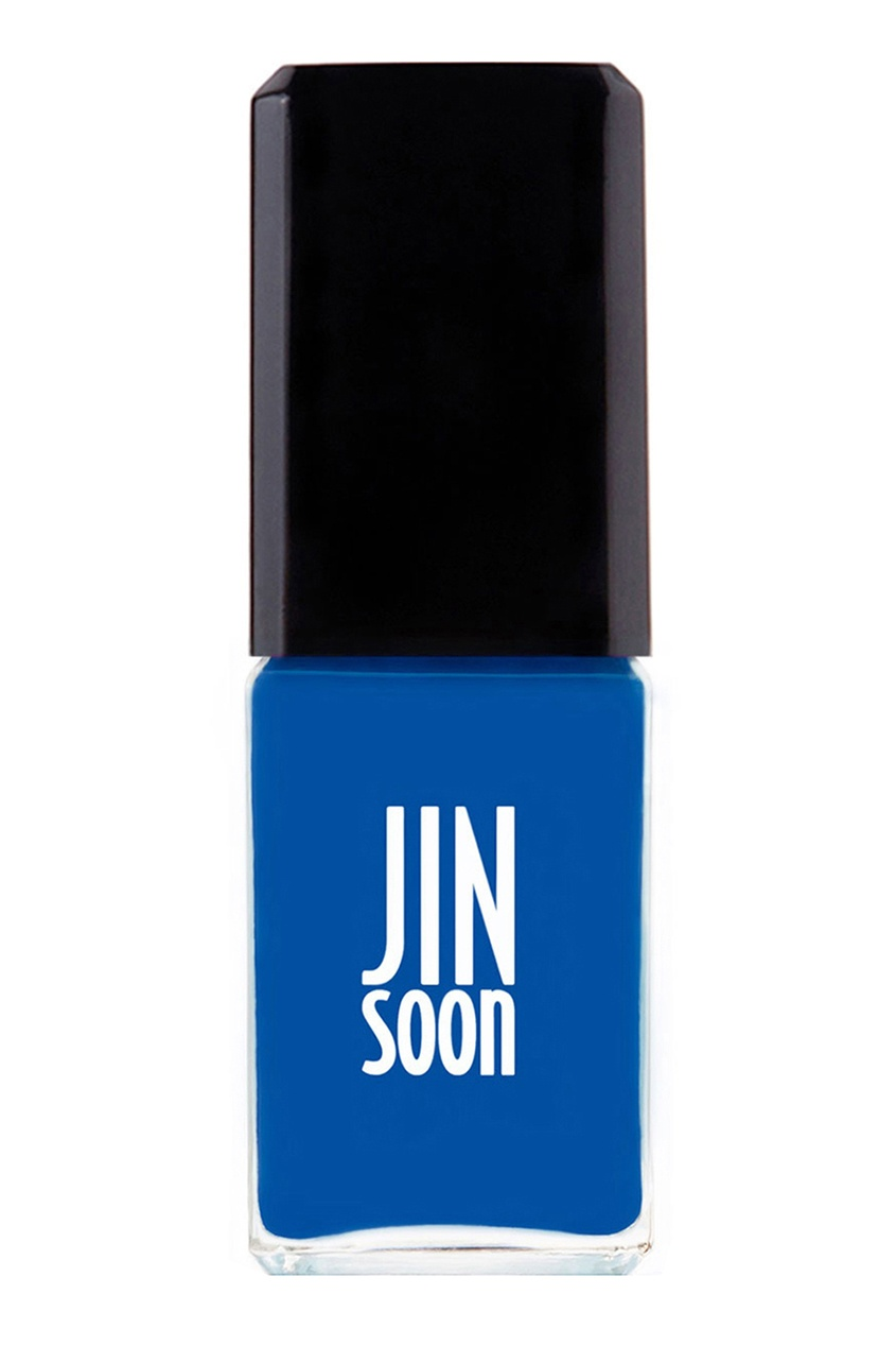 JinSoon Лак для ногтей 129 Cool Blue, 11 ml лаки для ногтей professional edition лак для ногтей professional edition classics 16 мл 10