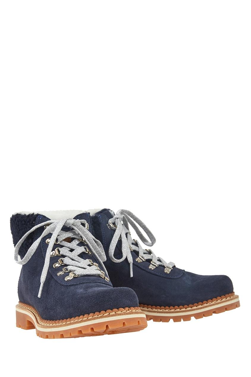 Замшевые ботинки Sequoia