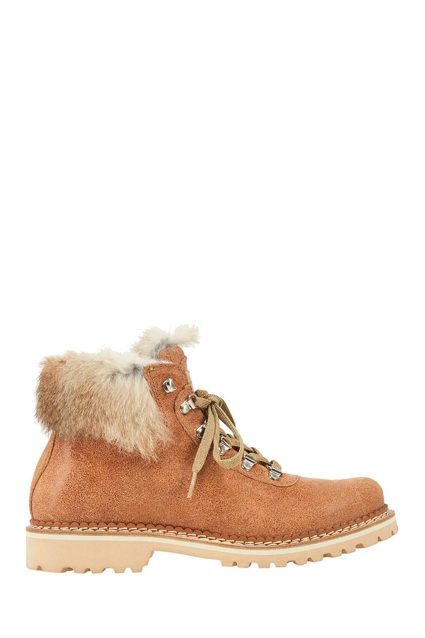 Montelliana Замшевые ботинки Sequoia