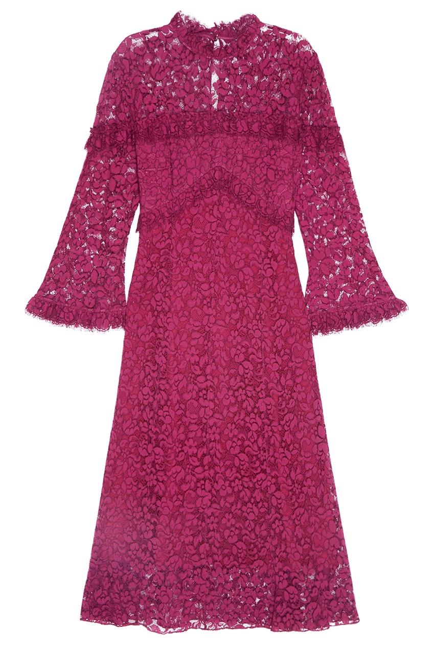 Купить со скидкой Кружевное платье Josephine
