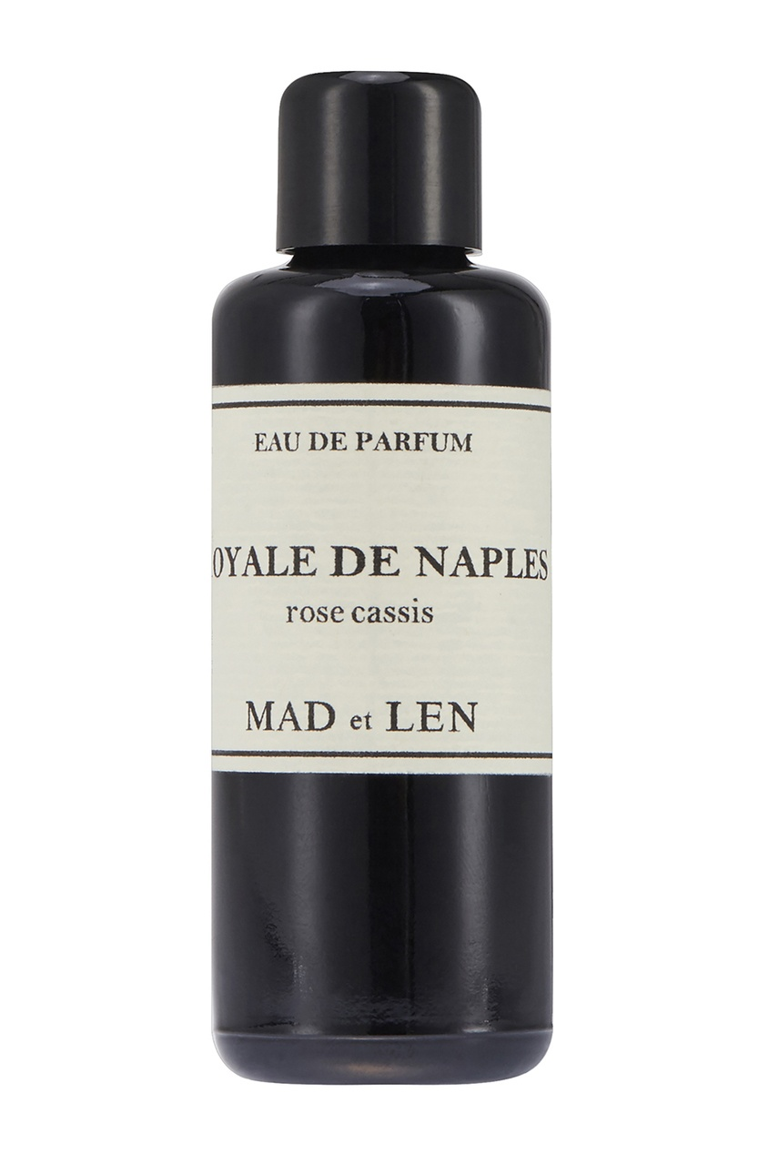 MAD et LEN Парфюмерная вода Royale De Naples Rose Cassis, 50 ml naples