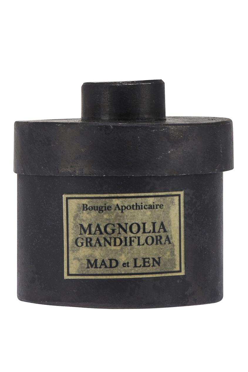 MAD et LEN Аптечная свеча Magnolia Grandiflora, 250 g триммер электрический mtd et 250 250 wt