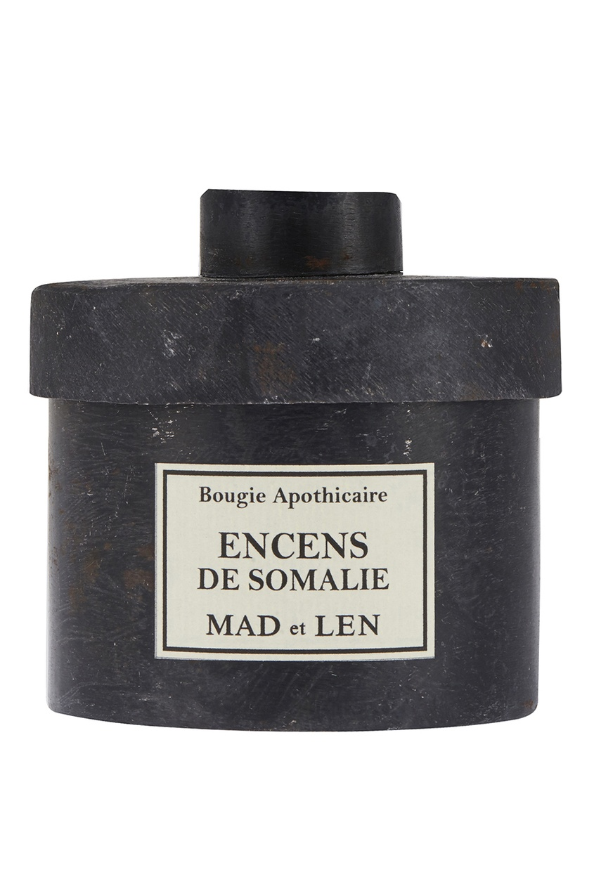 MAD et LEN Аптечная свеча Encens De Somalie, 250 g триммер электрический mtd et 250 250 wt